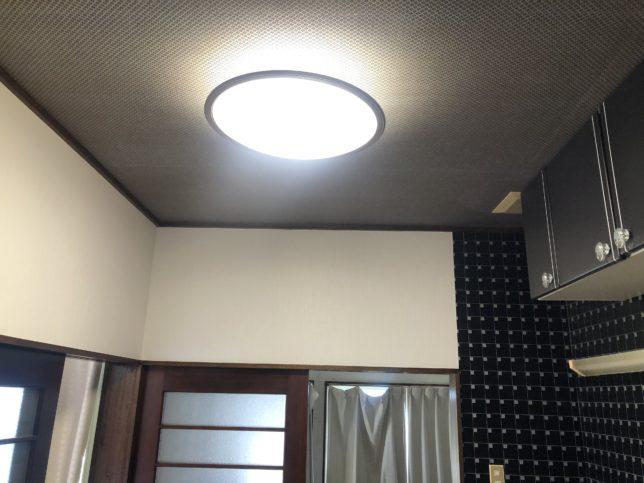 アイリスオーヤマ 照明器具1
